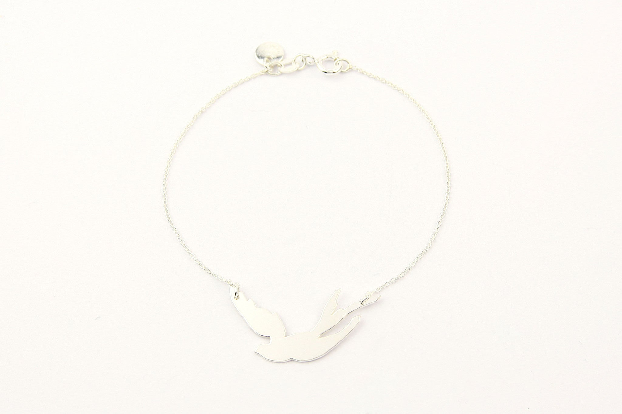 Armband LUNI SWALLOW 925 Sterling Silber