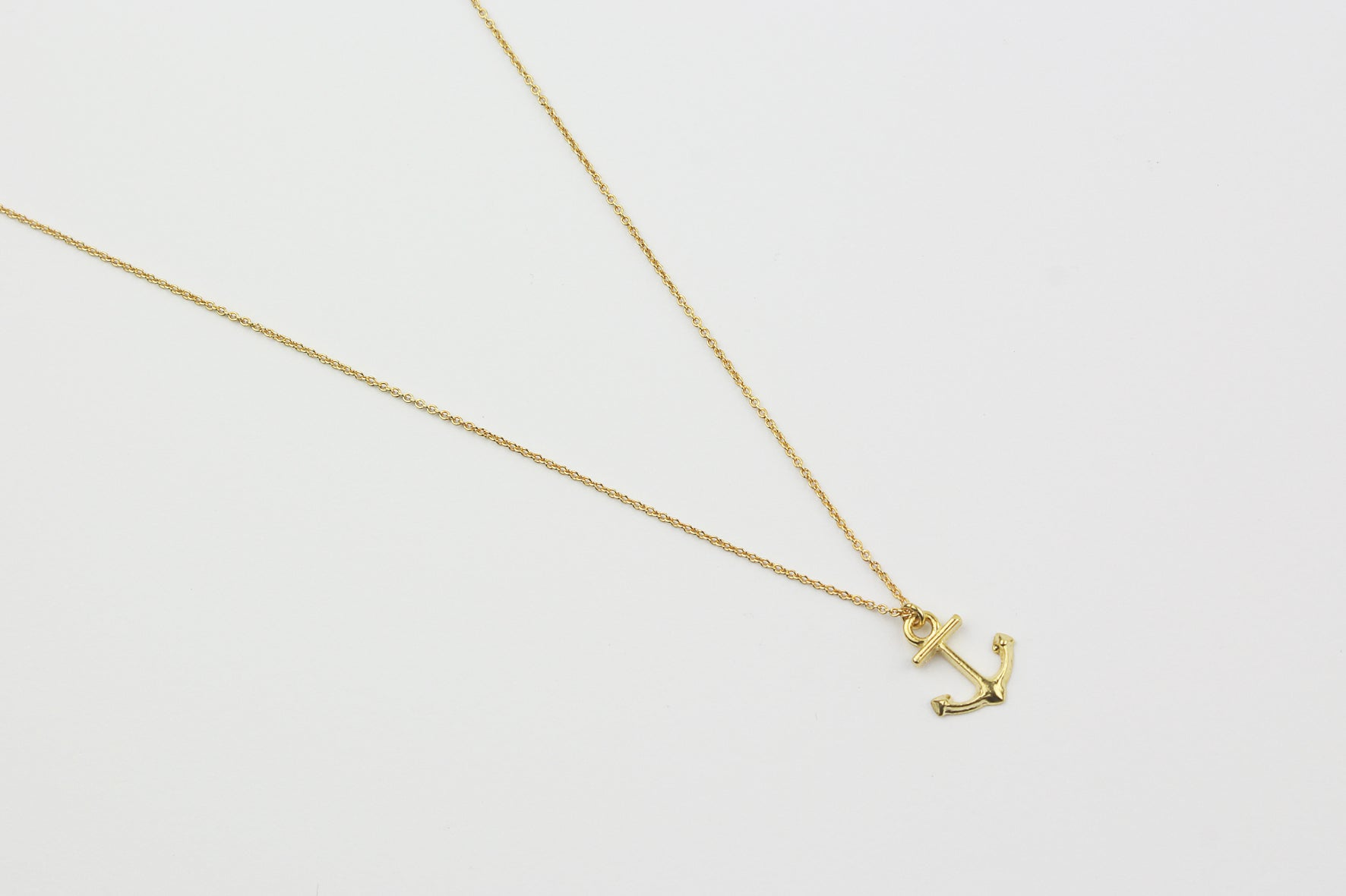 "Kette ""Anchor"" gold"