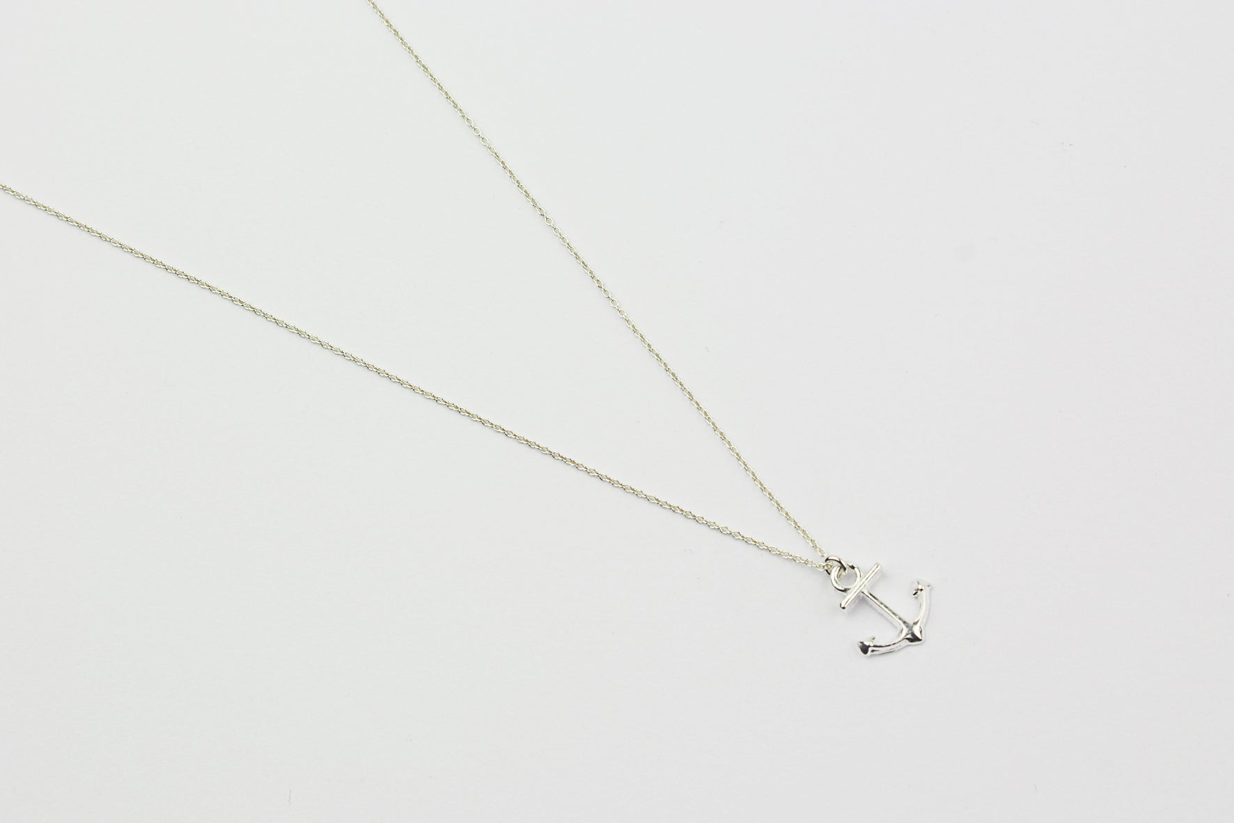 ....Kette ANCHOR 925 Silber..Necklace ANCHOR 925 Sterling Silver....