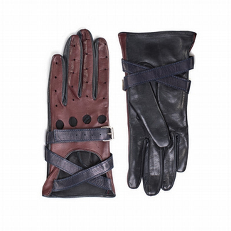 TOMMY HILFIGER COLLECTION Leather Gloves - Fashion Res Publica  - 1