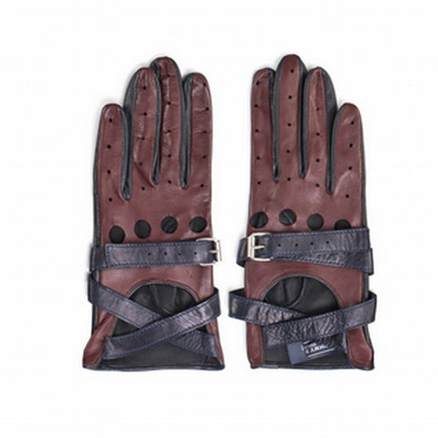 TOMMY HILFIGER COLLECTION Leather Gloves - Fashion Res Publica  - 3
