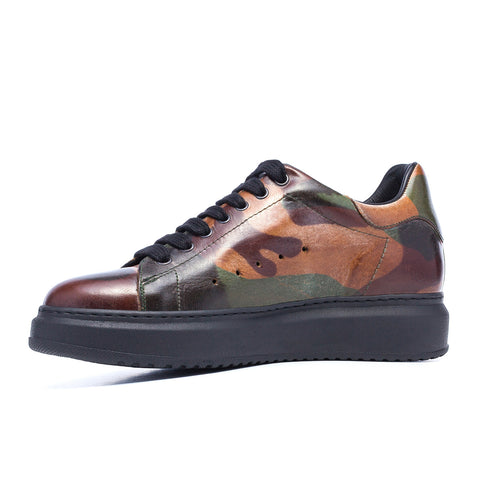 GUIDOMAGGI Takeshita Street Leather Sneakers - Fashion Res Publica  - 3