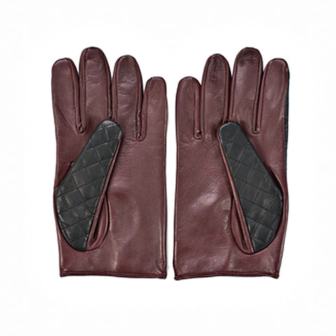 TOMMY HILFIGER Men's Riding Leather Gloves - Fashion Res Publica  - 3