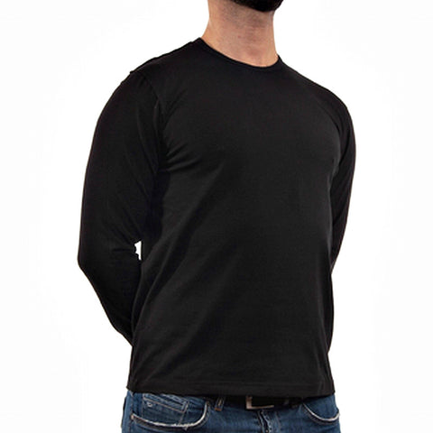 BIKKEMBERGS Men's T-shirt Round Neck and Logo on the Back - Fashion Res Publica  - 2