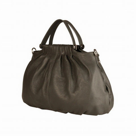 MADE IN ITALY LEATHER Shoulder Bag - Fashion Res Publica  - 2