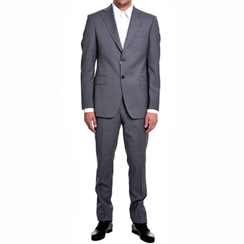 PIERRE BALMAIN Grey with stripes Wool Suit - Fashion Res Publica  - 3