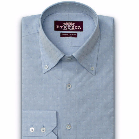 ETRUSCA Americano Cotton Shirt - Fashion Res Publica  - 1