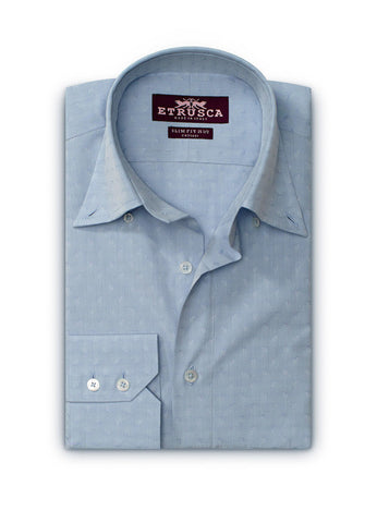 ETRUSCA Americano Cotton Shirt - Fashion Res Publica  - 2