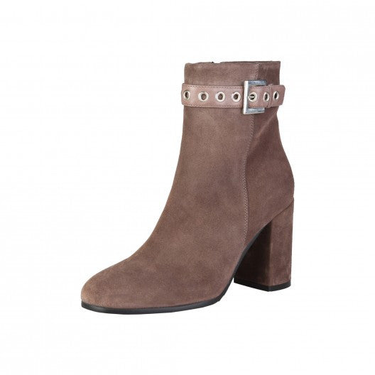 Made in Italia Isabella Suede Ankle Boots - Fashion Res Publica  - 1
