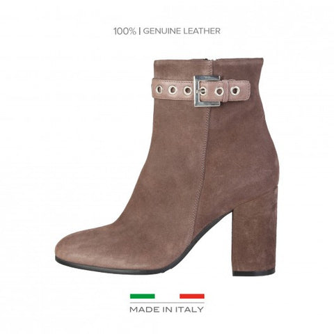 Made in Italia Isabella Suede Ankle Boots