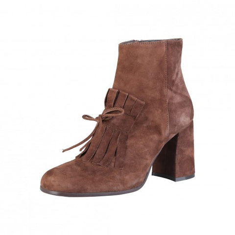 Made in Italia Luciana Suede Ankle Boots