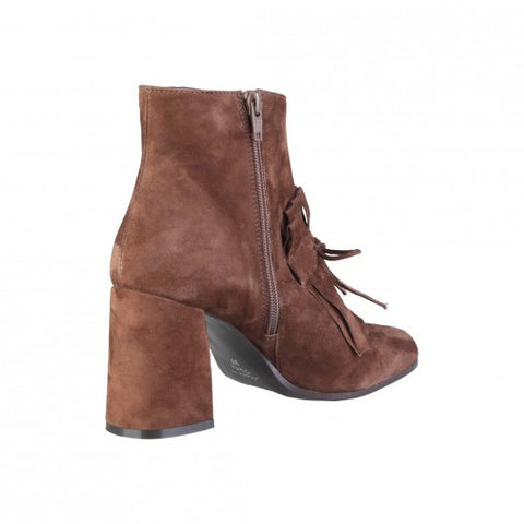 Made in Italia Luciana Suede Ankle Boots - Fashion Res Publica  - 4