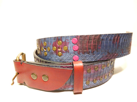 MINARDI Barbie Leather Belt - Fashion Res Publica  - 2