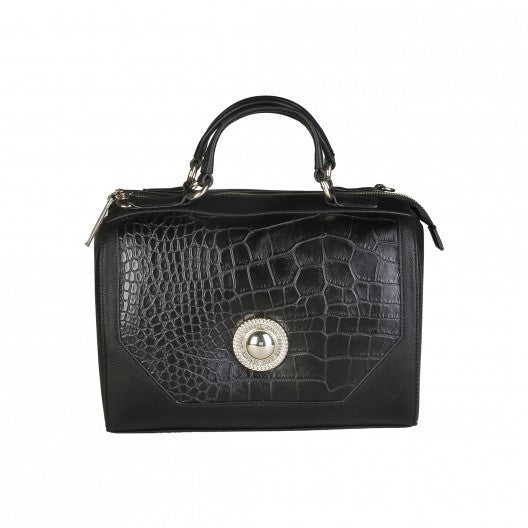Versace Jeans Eco-Leather Handbag