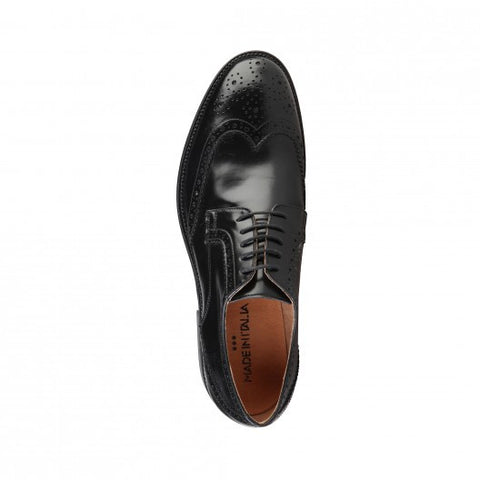 Made in Italia Renzo Leather Brogues - Fashion Res Publica  - 3