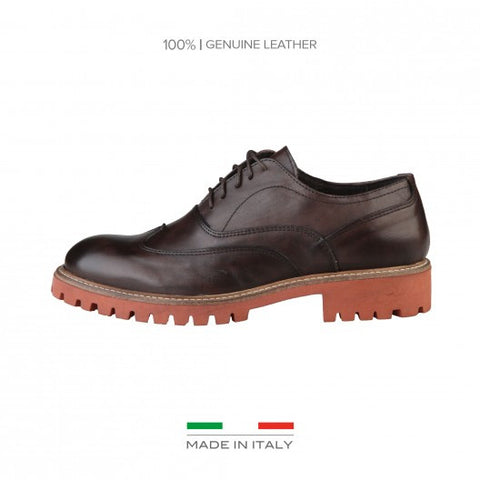 Made in Italia Luca Leather Brogues - Fashion Res Publica  - 2