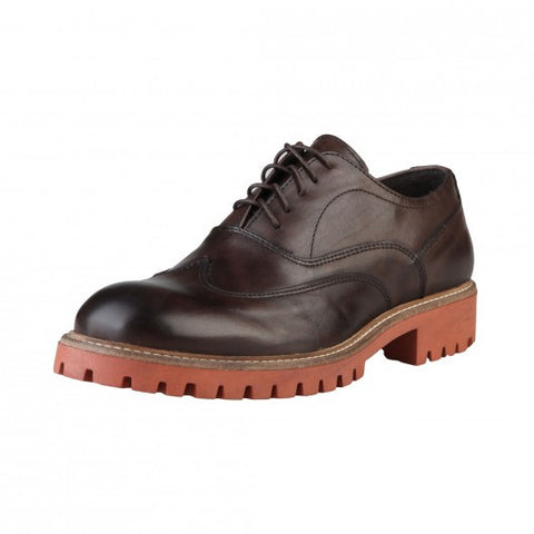 Made in Italia Luca Leather Brogues