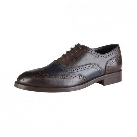 Made in Italia Mattia Leather Brogues