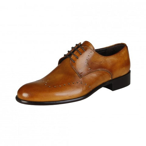 Made in Italia Elio Leather Derbies