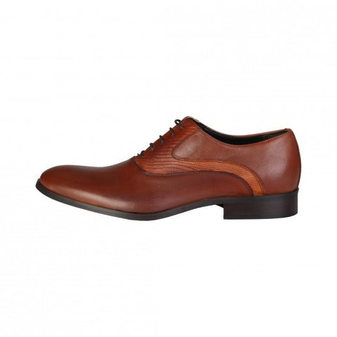 Made in Italia Eco-Leather Oxford Shoes
