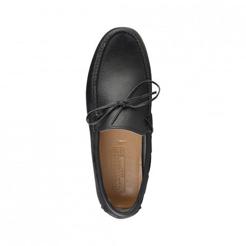 Made in Italia Leather Moccasins