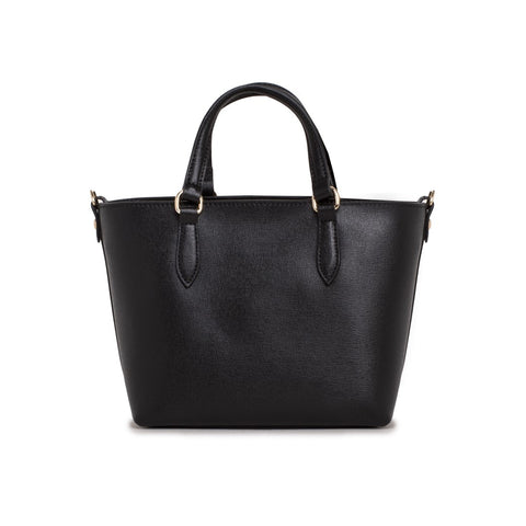 SCERVINO STREET Leather Small Shopping Bag - Fashion Res Publica  - 3