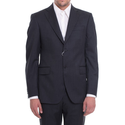PIERRE BALMAIN Men's Antracite Wool Suit