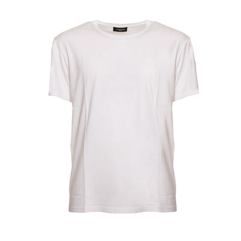 COSTUME NATIONAL Men's Regular Fit Cotton T-shirt