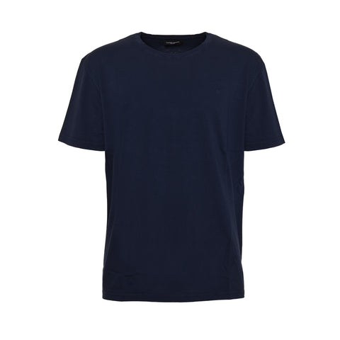 COSTUME NATIONAL Men's Basic Cotton T-shirt