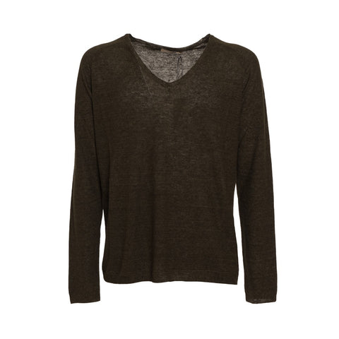 Ermanno by Ermanno Scervino Men's Hemp Sweater