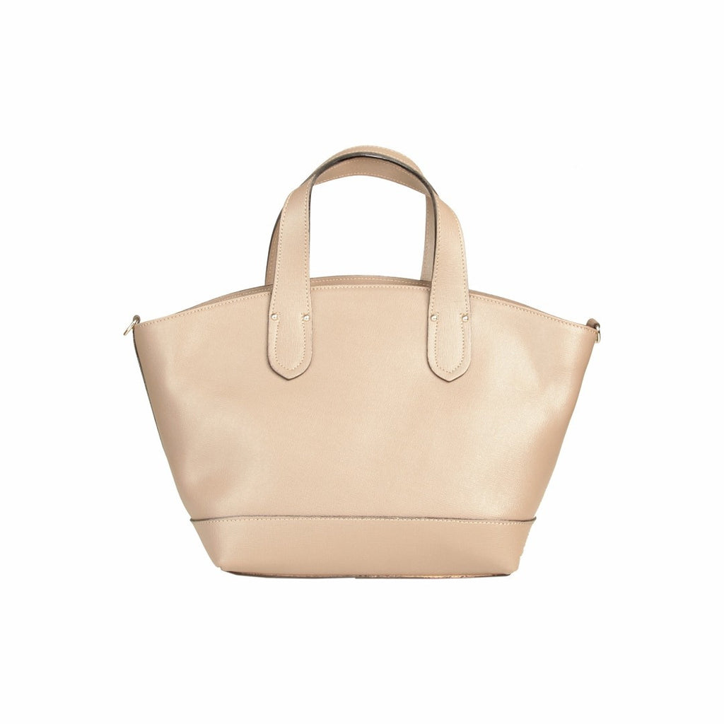 MADE IN ITALIA PANAREA Leather Shopping Bag - Fashion Res Publica  - 1