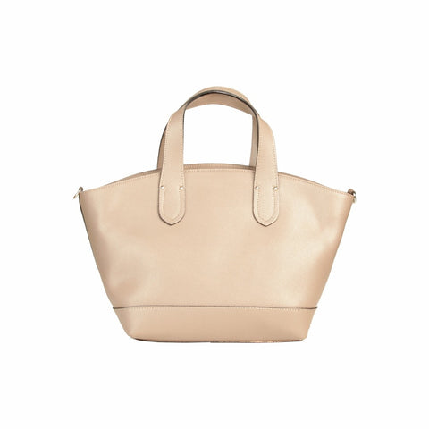 MADE IN ITALIA PANAREA Leather Shopping Bag