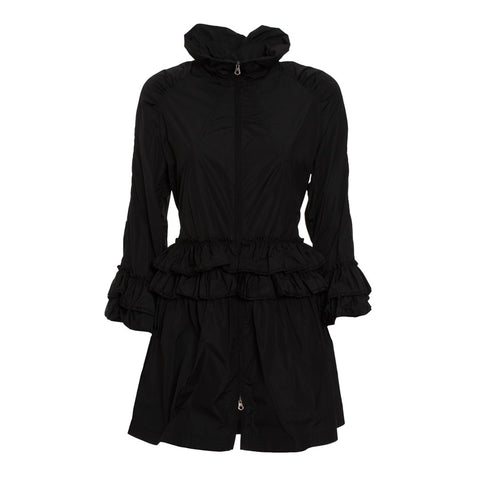 ERMANNO by Ermanno Scervino Ruffles Long Jacket