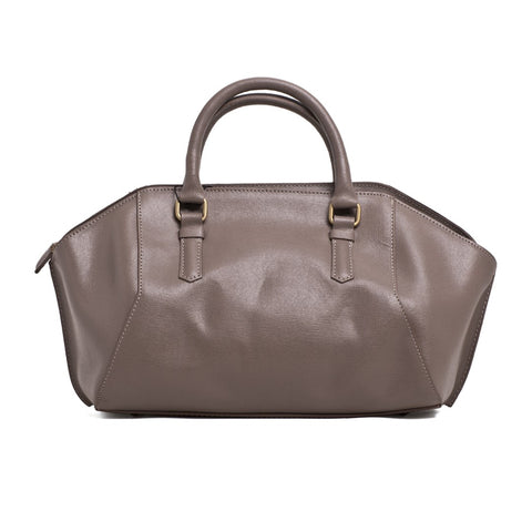 MADE IN ITALIA Women's Leather Tote Bag - Fashion Res Publica  - 3