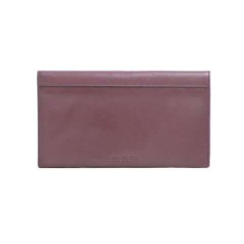 PAL ZILERI Men's Calfskin Leather Document Holder-Wallet