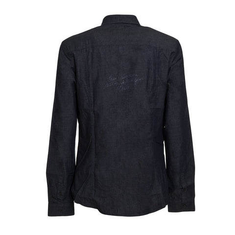 Ermanno by Ermanno Scervino Men's Denim Shirt
