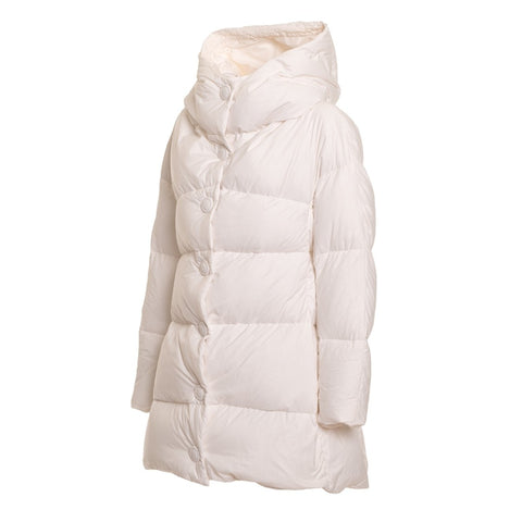 ERMANNO by Ermanno Scervino Down Hooded Coat - Fashion Res Publica  - 2