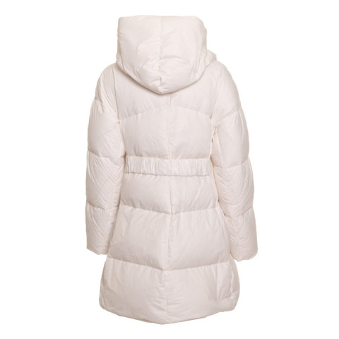 ERMANNO by Ermanno Scervino Down Hooded Coat - Fashion Res Publica  - 3