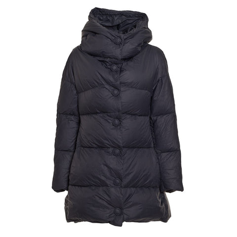 ERMANNO by Ermanno Scervino Down Coat with hood - Fashion Res Publica  - 1