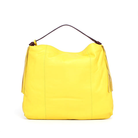 LA MARTINA Women's Yellow Bluberry 001 Hobo Bag - Fashion Res Publica  - 3