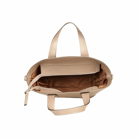 MADE IN ITALIA PANAREA Leather Shopping Bag - Fashion Res Publica  - 3