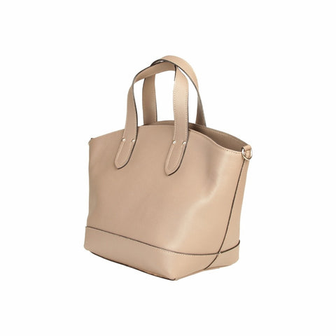 MADE IN ITALIA PANAREA Leather Shopping Bag - Fashion Res Publica  - 2