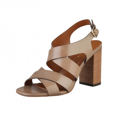 Made in Italia Loredana Leather Sandals