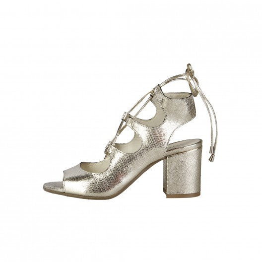 Made in Italia Carola Leather Sandals