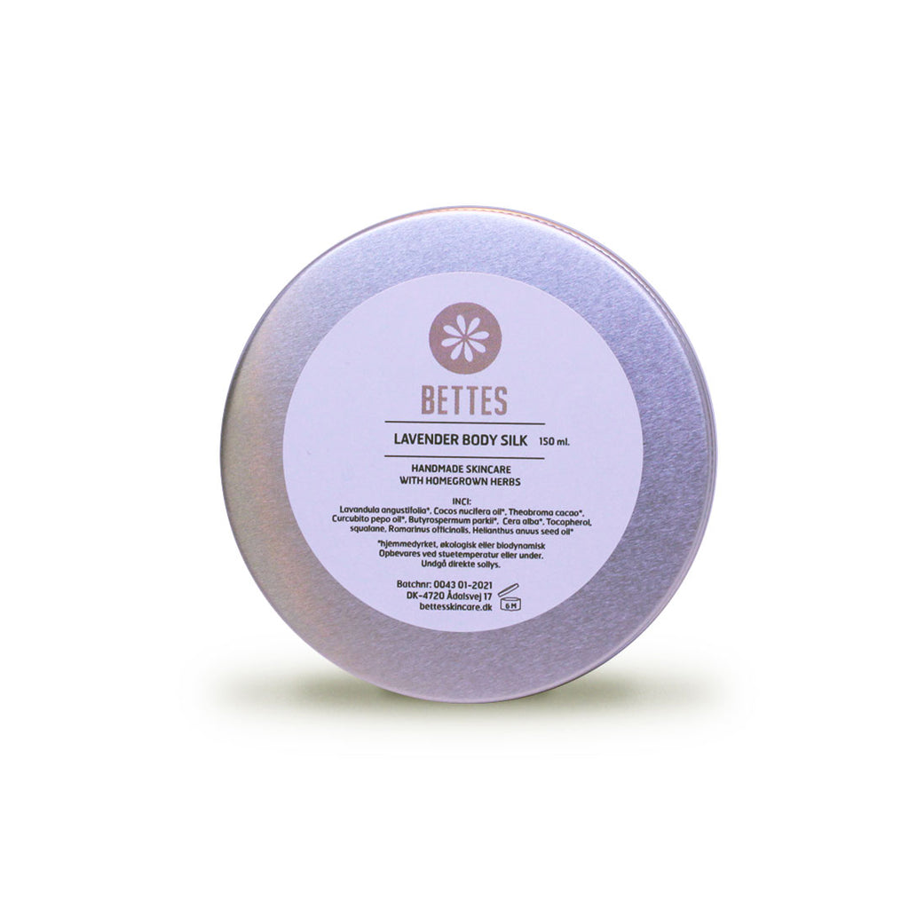Lavender Body Silk 150 ml