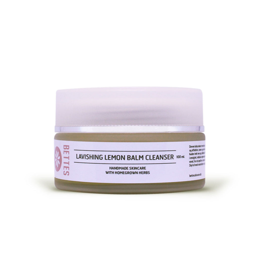 Lavishing Lemon Balm Cleanser 100 ml