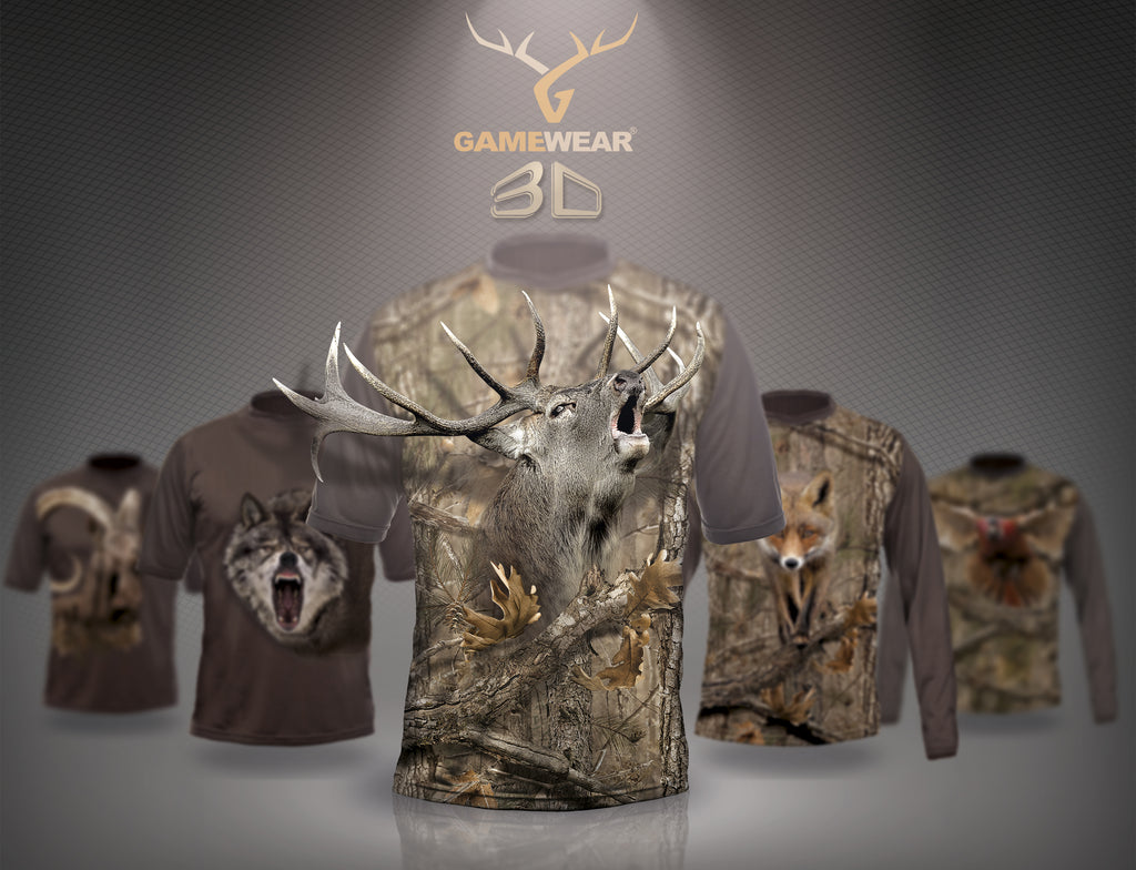 Gamewear 3D T-shirts