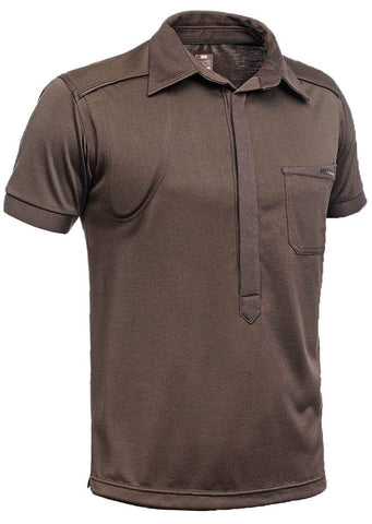 Stretchshirt Magnetic Short Sleeve - 520-Shirts-Hillman