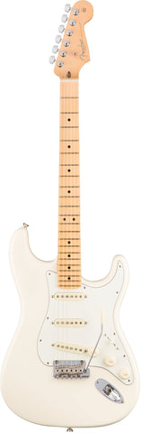 Fender American Professional Stratocaster® Maple Fingerboard Olympic White