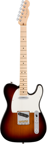 Fender American Professional Telecaster® Maple Fingerboard 3-Color Sunburst